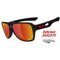 Lentes Sol Oakley Dispatch Ducati Envio Gratis Todo El Pais