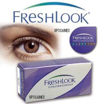 Lentes De Contacto De Color Freshlook Colorblends