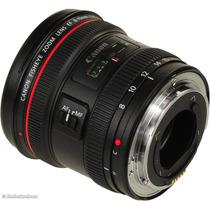 Lente Canon Ef 8-15 F/4l Fisheye Usm Nuevo Gtia.