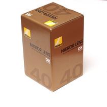 Permuto / Nikon Micro 40mm 2.8g 40 F/2.8 Dx No 60mm Macro