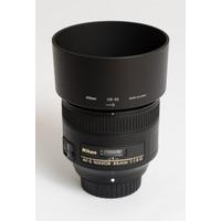 Lente Nikon 85 Mm 1.8 Af-s Nuevo En Caja