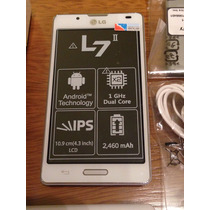 Lg Optimus L7 Ii P712 Android Nuevo Libre Personal