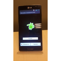 Celular Lg Optimus L9 - Libre - Flamante -