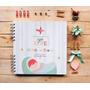 Libro Álbum Para Bebé - Diario Personalizado