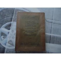 Libro Catalogo Libreria Jacobo Peuser Del Año 1929