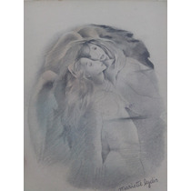 Antiguas Ilustraciones Para Enmarcar Mariette Lydis. 1945