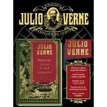 Julio Verne - Colección - 2000 Mil Leguas De Viaje Submarino