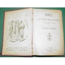 Libro Dora La Figlia Dell Assassino Carolina Invernizio 1893