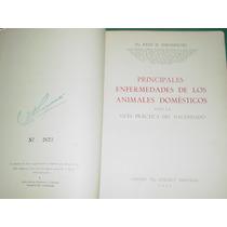 Libro Enfermedades Animales Domesticos Simonpietri Hacendado