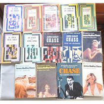 Hadley Chase Septimo Circulo 3 Libros Eleccion Policial
