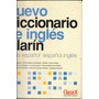 Libro Nuevo Diccionario De Ingles De Clarin - Mil Paginas
