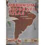 Libro Modernisima Geografia Atlas Naciones De America 1943