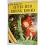 Caperucita Roja Antiguo Libro En Ingles Año 1961