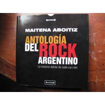 Antologia Del Rock Argentino.maitena Aboitiz. 2007. Nuevo