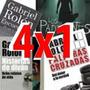 4 Libros De Gabriel Rolon A Eleccion