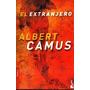El Extranjero Albert Camus Booket