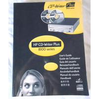 Guía Del Usuario Hp Cd-writer Plus 8100 Series