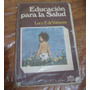 Libro De Educacion Para La Salud Editorial El Ateneo