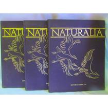 Naturalia Enciclopedia Ecolog De Las Ciencias Nat Tomo 2 3 4