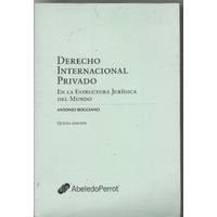 Derecho Internacional Privado - Antonio Boggiano