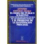 El Derecho Publico Subjetivo... Antonio Esteban Drake