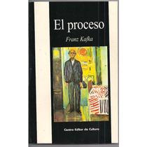 El Proceso - Franz Kafka - Libro Nuevo