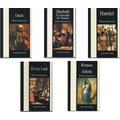 Lote X 5 Libros William Shakespeare - Nuevos - Hamlet