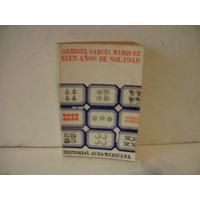 100 Años De Soledad - Gabriel Garcia Marquez 10.ed. 1968
