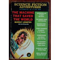 Science Fiction Bova Ellison Chase Garret -1974 Ingles