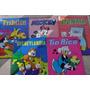 Lote X5 Ed Pincel Disney Infantiles Tio Rico Triblin Mickey