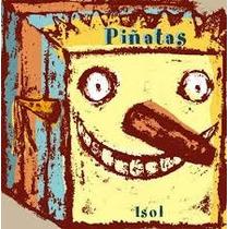 Piñatas Isol Del Eclipse Papel Local A La Calle