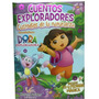 Cuentos Exploradores: Dora, La Exploradora 8 Tomos + Dvd