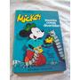Libro Mickey Inventa Cosas Divertidas De Walt Disney