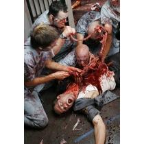 Zombie Island Novela De Terror Tipo The Walking Dead