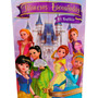 Princesas Encantadas 6 Libros 1 Dvd