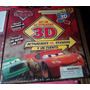 Cars Disney Pixar - Set De Act. 3d - Entrega S/cargo Caba-