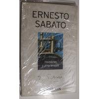 Hombres Y Engranajes. Ernesto Sabato.la Nacion
