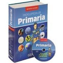 Enciclopedia De Primaria Universo -oceano Con Cd- 2015!!!