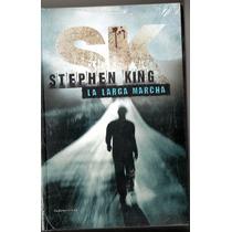 Stephen King - La Larga Marcha - Libro De Bolsillo