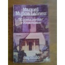 974 Libro El Poeta Perdido Manuel Mujica Lainez Capitulo