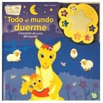Baby Einstein Todo El Mundo Duerme Libro Con Sonido - Dial
