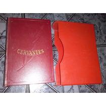 El Quijote De La Mancha- Cervantes- Obras Inmortales + Cuna