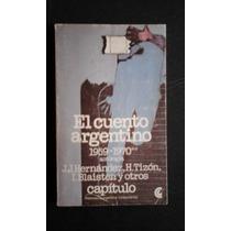 Hernandez Tizon Blaisten El Cuento Argentino 1959-1970 E5f