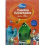 Cuentos Encantados Para Ellos - Disney Pixar Con Cd De Audio
