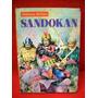 Sandokan Emilio Salgari Biblioteca Billiken Editó Atlántida