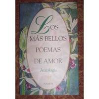 Los Mas Bellos Poemas De Amor Antología Planeta Envíos