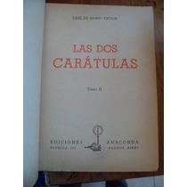 Las Dos Caràtulas Tomo 2 De Paul De Saint Victor