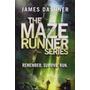 Libro The Maze Runner Series / Incluye 4 Libros En Ingles