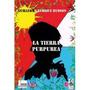 La Tierra Purpurea - Hudson Guillermo - Buenos Aires Books