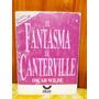 Libro El Fantasma De Canterville Oscar Wilde Pagina 12